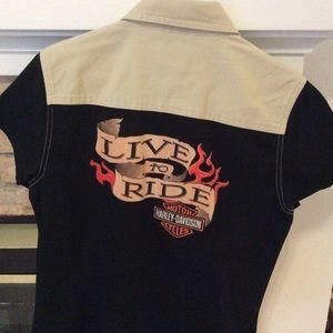 Harley Davidson Women's Top